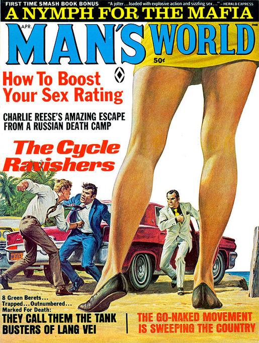 Man's World (1969) Norem - 021