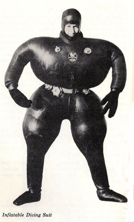 History of Diving Suits 26