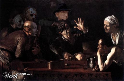 Caravaggio Nightmare