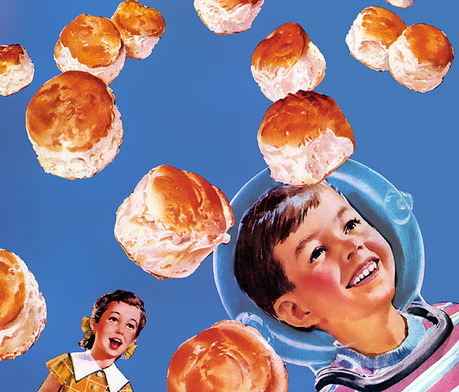 Puffin Biscuits, 1956