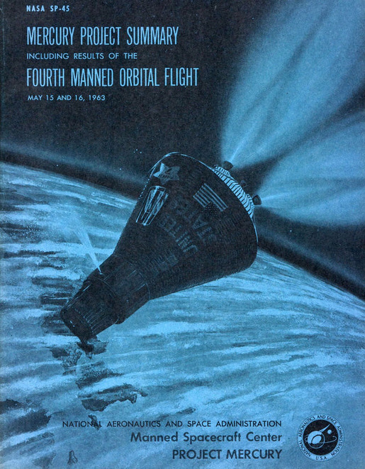 Twenty Awesome Covers From The US Space Program 08