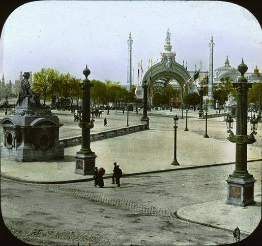 The 1900 Paris World's Fair in Color (3)