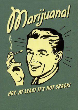 Marijuana-Not-Crack