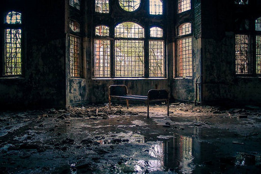 Beelitz-Heilstatten sanatorium 28