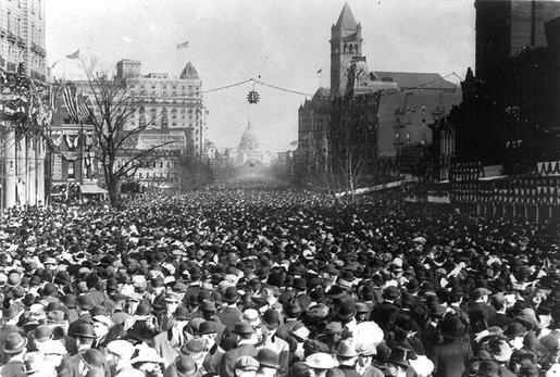 The 1913 Women's Suffrage Parade-17