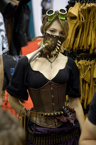 Steampunk Girl_10