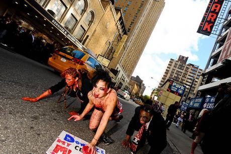 Zombies on Metromix