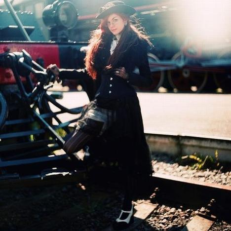 Steampunk Girl_09