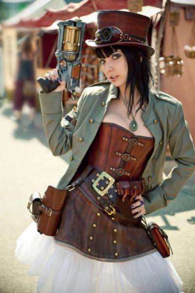 Steampunk Girl_02
