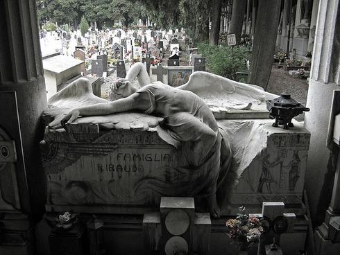 Cimitero monumentale di Staglieno 26
