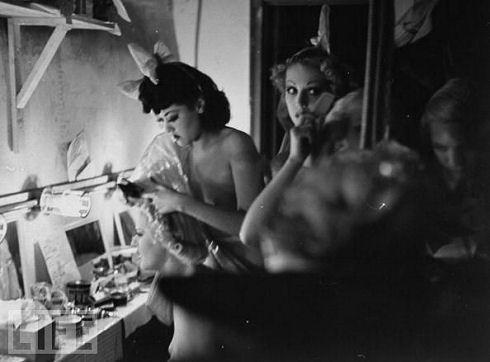 Burlesque Actresses