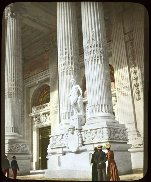 The 1900 Paris World's Fair in Color (13)