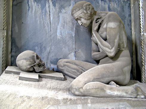 Cimitero monumentale di Staglieno 9