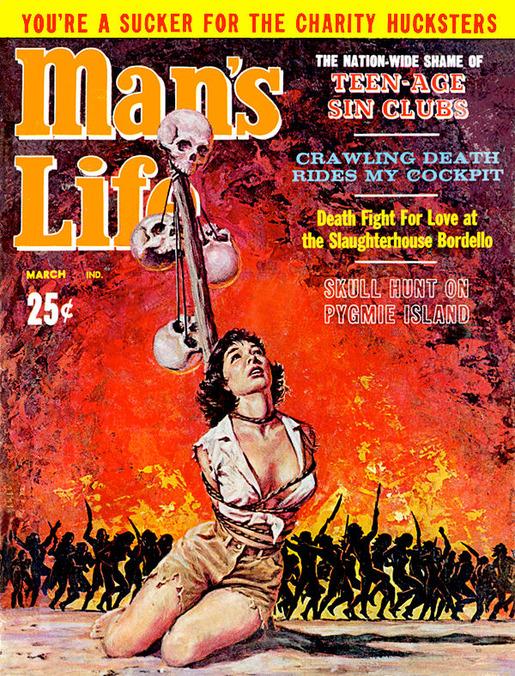 Man's Life (1961) Norem - 001A
