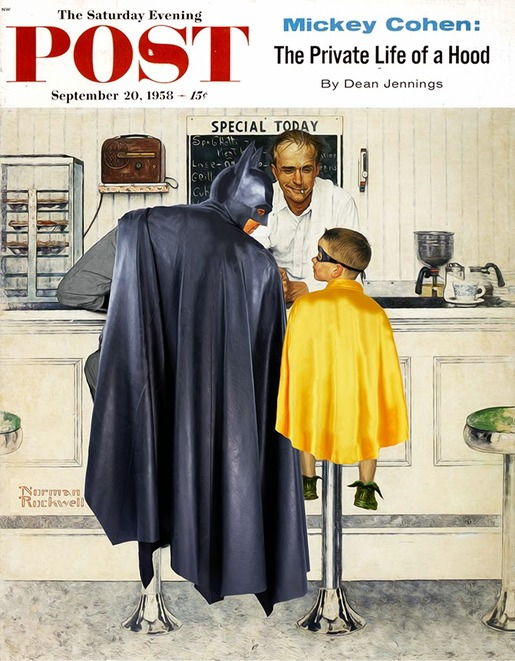 batman-and-robin-norman-rockwell-style-art