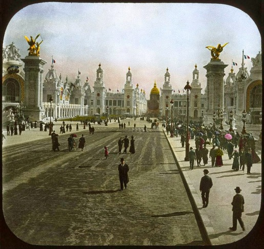 The 1900 Paris World's Fair in Color (19)