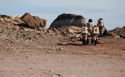 Mars base in Utah 12