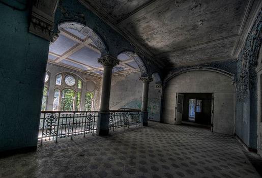 Beelitz-Heilstatten sanatorium 15