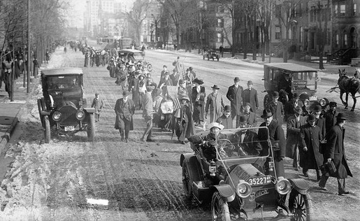 The 1913 Women's Suffrage Parade-08