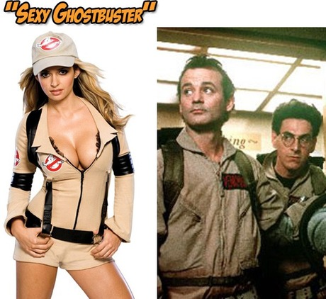sexyghostbuster