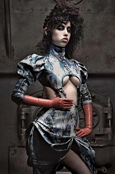 Steampunk Girl_12