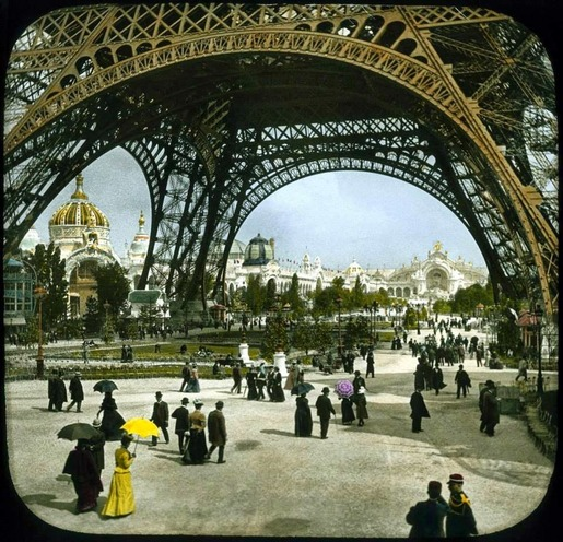 The 1900 Paris World's Fair in Color (2)