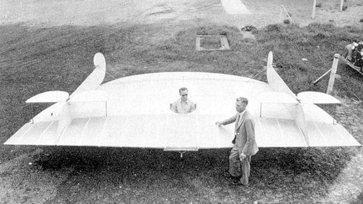 The Arup S-1, 1932