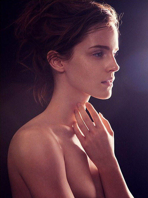 Emma Watson, Natural Beauty 05