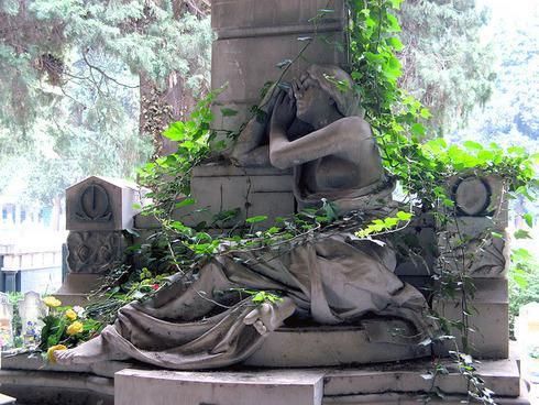 Cimitero monumentale di Staglieno 12
