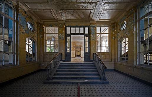 Beelitz-Heilstatten sanatorium 16