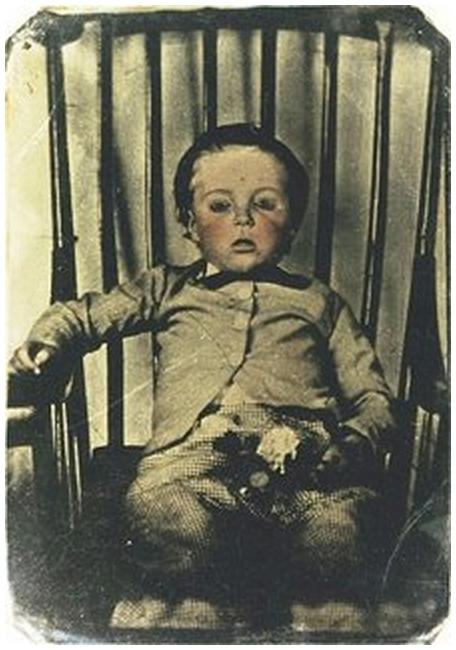 Post-mortem photography 01