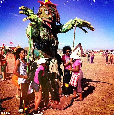 Afrika Burn festival 12