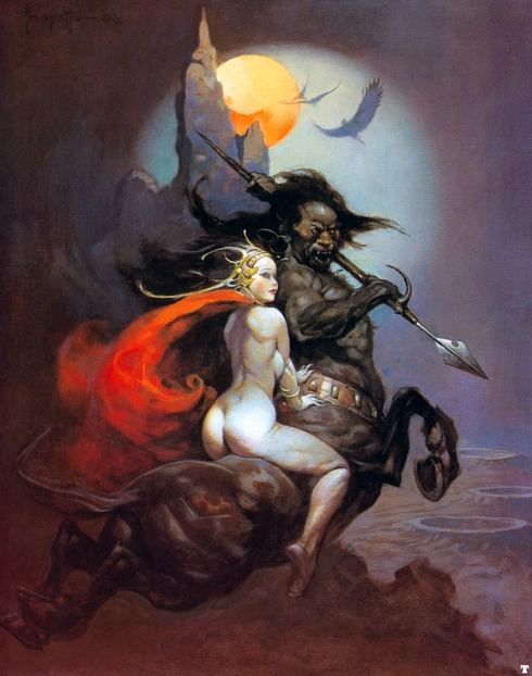 frank_frazetta_themoonmaid