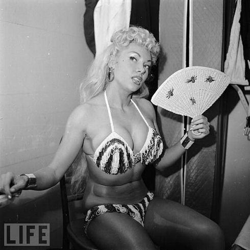 Lilly Christine, 1955