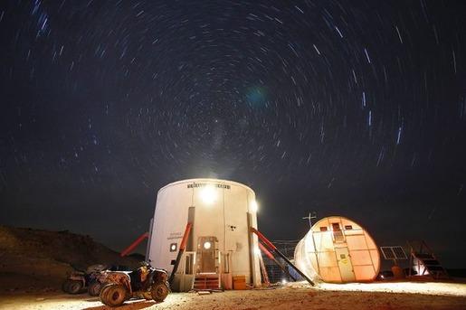 Mars base in Utah 15