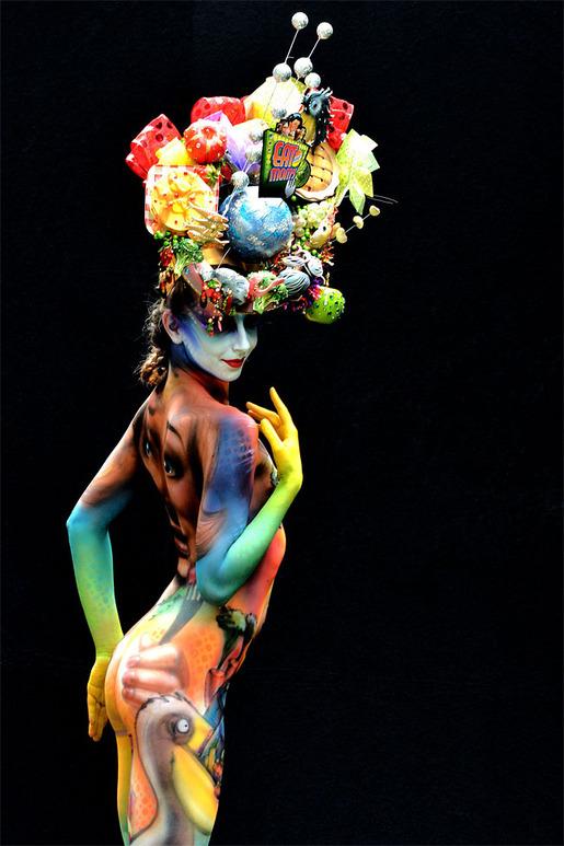 The World Bodypainting Festival 18