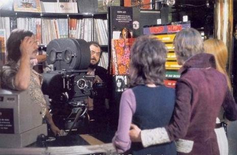 BEHIND-THE-SCENES OF 'A CLOCKWORK ORANGE' 16
