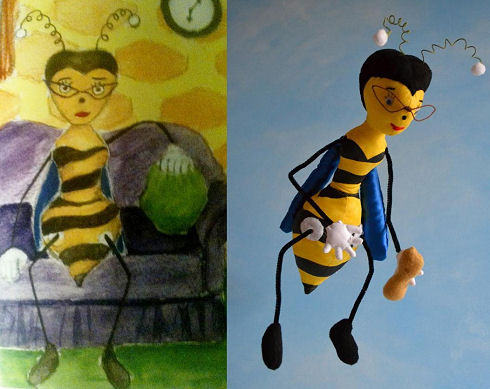 Joel-Polly-Bee