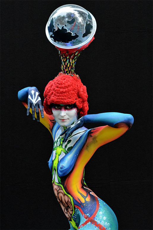 The World Bodypainting Festival 21