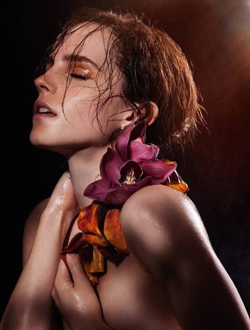 Emma Watson, Natural Beauty 02