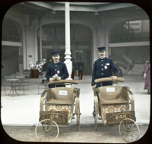 The 1900 Paris World's Fair in Color (6)