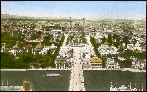 The 1900 Paris World's Fair in Color (32)
