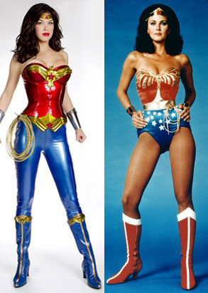 wonder woman new-old