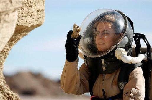 Mars base in Utah 01