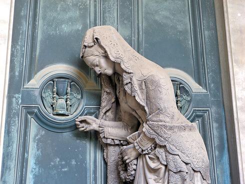 Cimitero monumentale di Staglieno 7