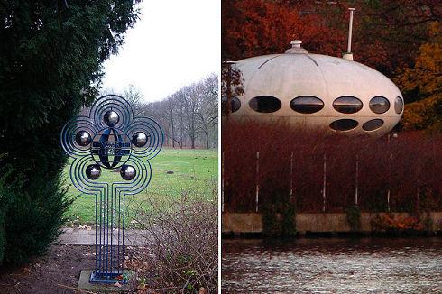 Surreal Abandoned Amusement Park in Berlin 14