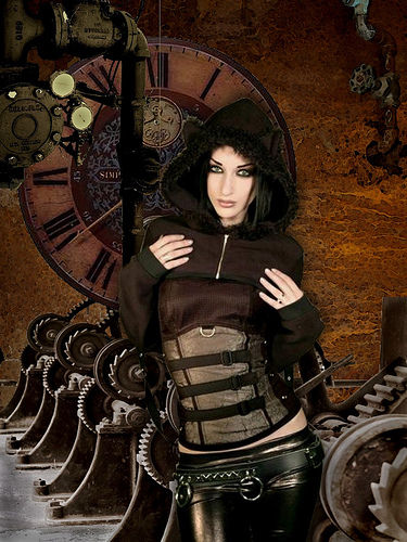 Steampunk Girl_15