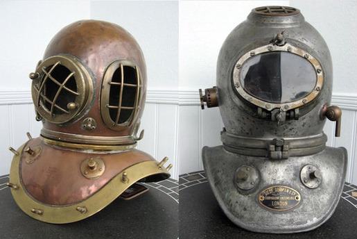 History of Diving Suits 11