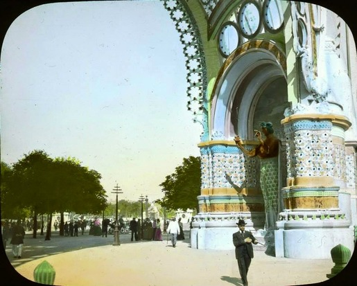 The 1900 Paris World's Fair in Color (24)