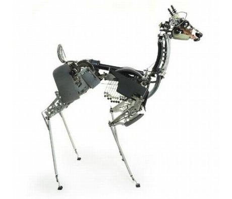 robot-deer